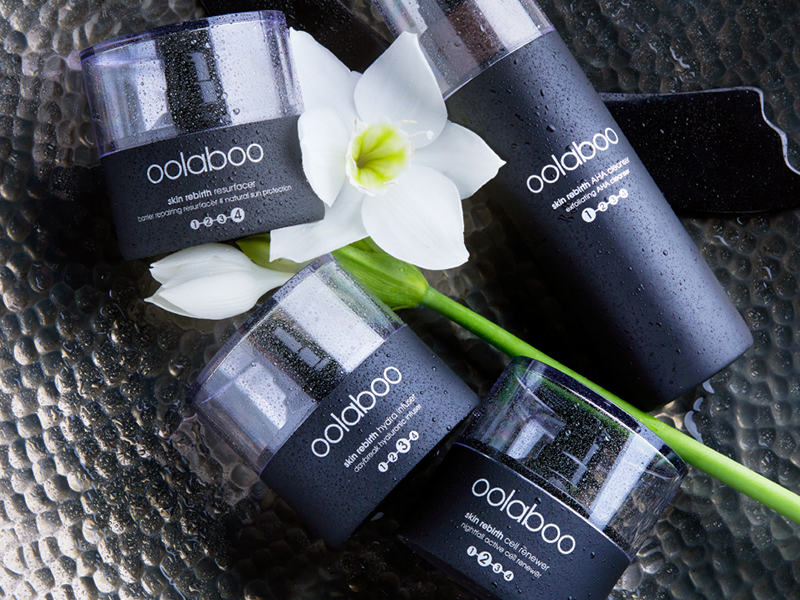 oolaboo | skin rebirth concentrated 4 phase cellular program