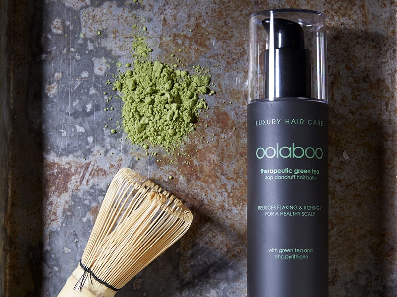 oolaboo | therapeutic grean tea
